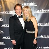 Chuck Norris si sotia lui, in 2009