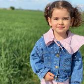 Fica Cristinei Șișcanu și a lui Mădălin Ionescu a împlinit trei ani. Micuța Petra e adorabilă