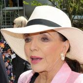 Joan Collins, la 84 de ani