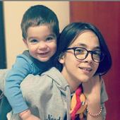doi copii frumosi