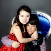 Andrew si Gloria