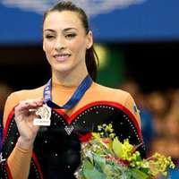Cătălina Ponor, aur la bârnă la Campionatele Europene de Gimnastică de la Cluj