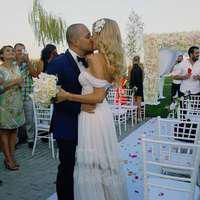 Actorul Dan Badea s-a căsătorit civil. Uite cât de frumoasă este aleasa lui!