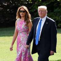 """Mariajul Melaniei Trump și al lui Donald Trump în pericol? """"Simte presiunea!"""" Cât de greu îi e Melaniei să fie Prima Doamnă a SUA"""
