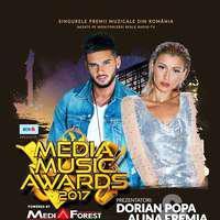 Media Music Awards e cea mai faimoasă gală muzicală din Romania pe Facebook