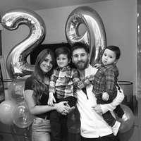 Leo Messi va fi tată pentru a treia oară. Soția sa, Antonela Rocuzzo, este din nou însărcinată