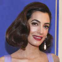 Get the look Amal Clooney – machiaj de seară pentru brunete