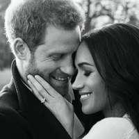 Prințul Harry și Meghan Markle au primit un tort de nuntă cu 5 etaje. Unul… neobișnuit