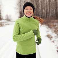 Cum să rămâi fit pe timpul iernii