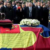 Ultimul drum al ultimului monarh al României, Regele Mihai