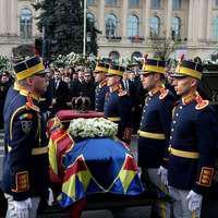 Ce familii regale au participat la funeraliile regelui Mihai, ultimul monarh al României