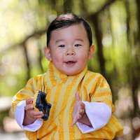 Jigme Namgyel Wangchuck, Prințul Bhutanului