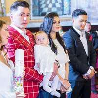 Mama și fata cea mare a lui Liviu Vârciu nu au fost la botezul Anastasiei. Motivul pentru care au lipsit