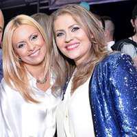 Mirela Vaida şi Simona Gherghe nu sunt rivale