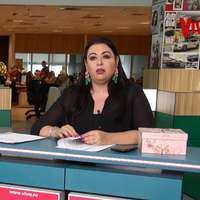Oana Roman, în lacrimi în ziua înmormântării Ionelei Prodan