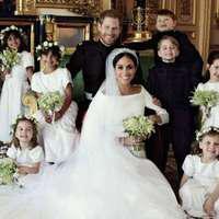 De ce Prințul George este atât de vesel în fotografia oficială de nuntă. Nu l-ați mai văzut așa!