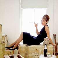 Audrey Hepburn, regina eleganţei