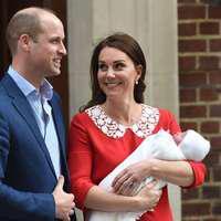 Botezul Prinţului Louis, al treilea copil al lui Kate Middelton cu Prinţul William. Când va avea loc