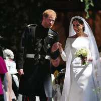 Ce a ascuns Meghan Markle în rochia de mireasă