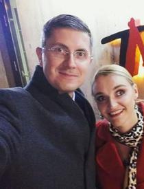 Cine este și cum arată soția lui Dan Barna. Olguța Dana Totolici îi este alături de 14 ani
