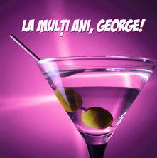 La multi ani, George!