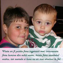 Claudia si Bogdan