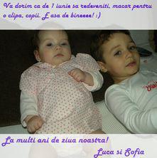 Luca si Sofia