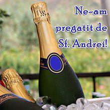 La multi ani, Andrei!