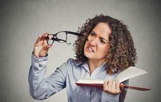 ochelari sau lentile