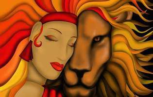 nativii din zodia Leului