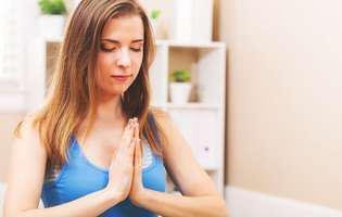 liniștea interioară alungă energiile negative din casă