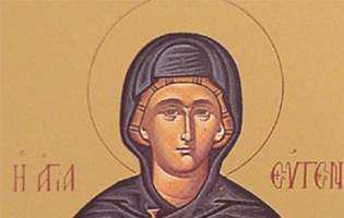 Sfânta Eugenia