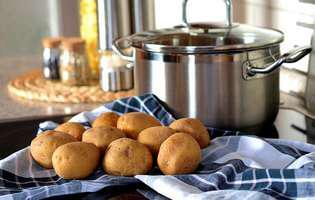 Dieta cu iaurt și cartofi - slăbești 5 kilograme în 3 zile