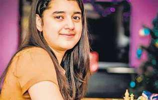 Kashmea Wahi este cel mai inteligent om de pe planetă. Fetița joacă șah