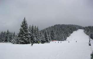 Pârtia de schi de 600 de metri din Covasna așteaptă iubitorii sporturilor de iarnă