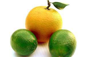 Cum congelezi lămâile și limele