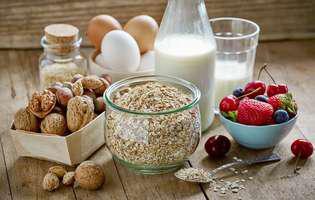 Acestea sunt cele mai bune alimente pentru micul dejun!