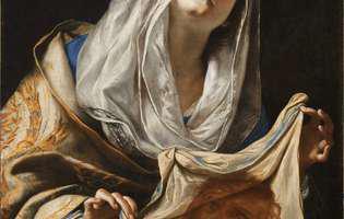 Vălul Veronicăi în pictura lui Mattia Preti