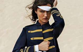 stilul military este mereu la moda
