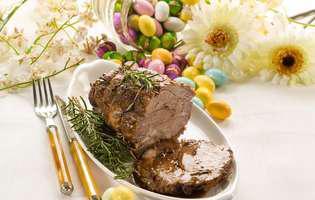 Măsura corectă în bunătățile de pe masa de sărbătoare