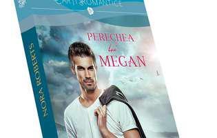 Perechea lui Megan de Nora Roberts, o carte care te va cuceri