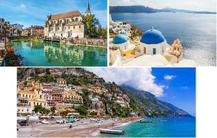 cele mai fotogenice destinații din Europa