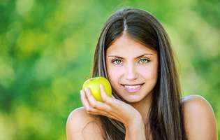 cum scazi nivelul colesterolului prin metode naturale. Mănâncă mere