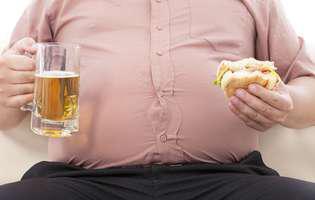 Obiceiuri nesănătoase ale persoanelor supraponderale