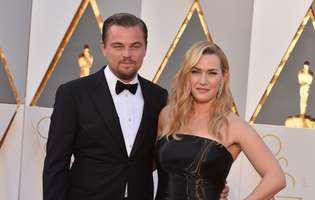 Kate Winslet și Leonardo DiCaprio au fugit în vacanță și au fost pentru prima dată fotografiați așa. Ce frumos le stă împreună