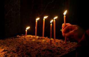 Ce mesaje au lumânările în vis