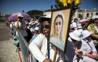 Rugăciunea la Sfânta Fecioară de la Fatima