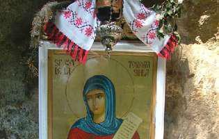 Sfânta Teodora de la Sihla