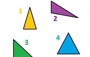 alege un triunghi