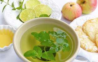 Ceaiul de mentă în timpul alăptării. Este indicat sau nu pentru consum?